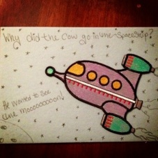 Card for Connor