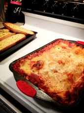 Veggie Lasagna!