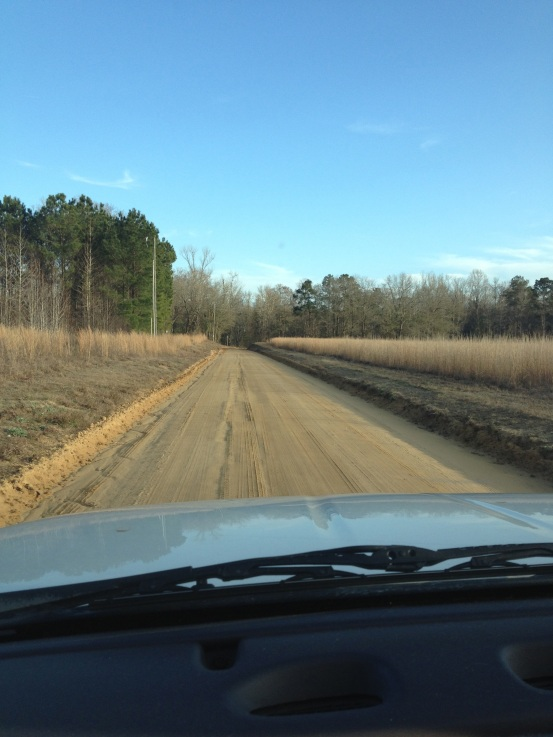 Dirt Road RIding
