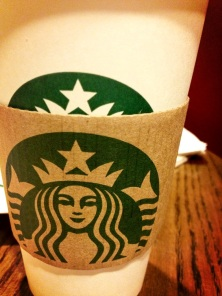 Starbucks time