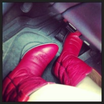 These boots :)