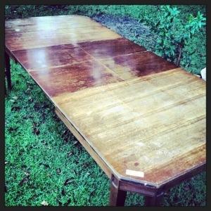 Table Overhaul