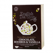Chocolate, Rooibos & Vanilla