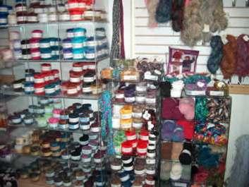 So much yarn!