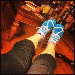 New Running Kicks!