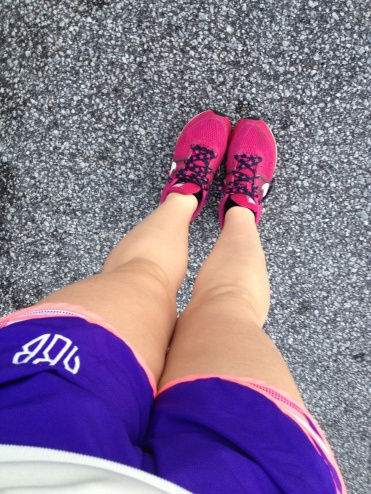Happy Legs to Run With