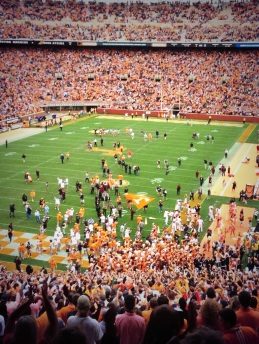 Tennessee Finally Beat USC