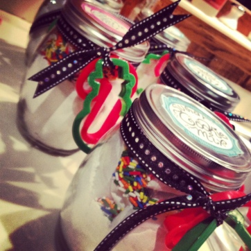 The Finished Jars