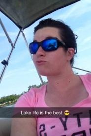 that lake life..
